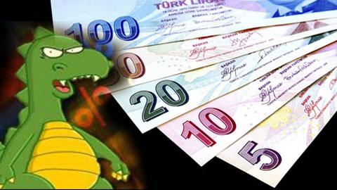 Memurun maaşında enflasyon kaybı 100 lira