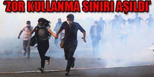 Emniyetten Gezi Direnişi İtirafı.