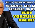 AKP'nin eski ikinci adamı AKP'yi bombaladı