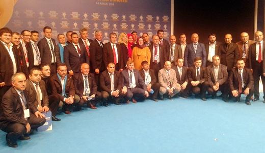 AKP Sarıyer Yeniden Salih Bayraktar Dedi.