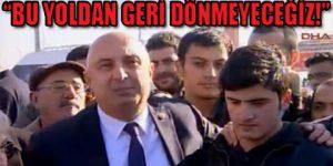 Mehmet Emin tahliye edildi.