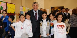 Sarıyer çocuk hakları festivali başladı.