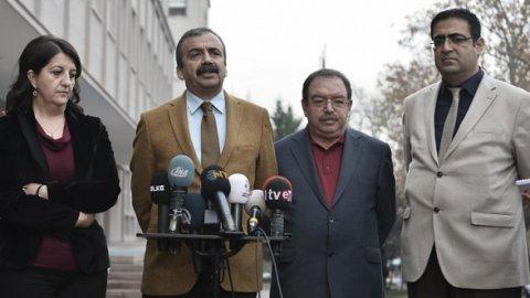 HDP'den flaş 'süreç' açıklaması