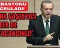 Erdoğan: İhanet şebekesini çökerteceğiz