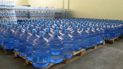 127 firmanın suyu mikroplu çıktı!