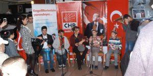 CHP Sarıyer'den Anlamlı Etkinlik