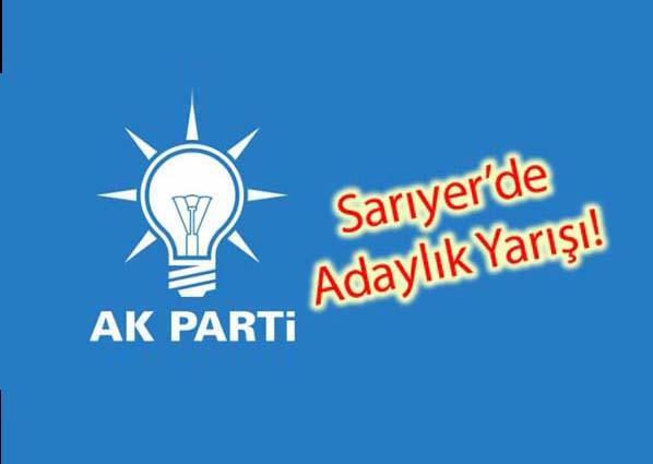 Sarıyer AKP'de millet vekilliği için konuşulan isimler!