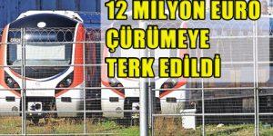 Marmaray'da skandal israf