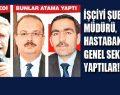 AKP'nin atama skandalları bitmiyor