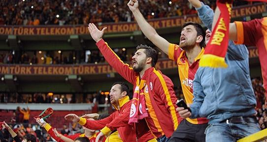 Galatasaray'a seyirci cezası!