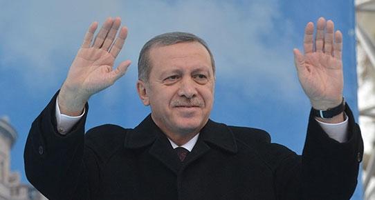 Erdoğan: 2023'e giden yol gülistan olmayacak.