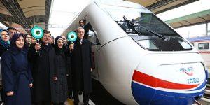 Konya'da 'hızlı tren' töreninde Ak Partili vatandaş neden gözaltına alındı?