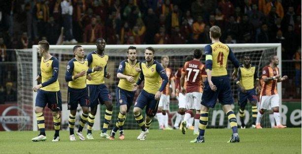 Galatasaray'dan Avrupa'ya kötü veda
