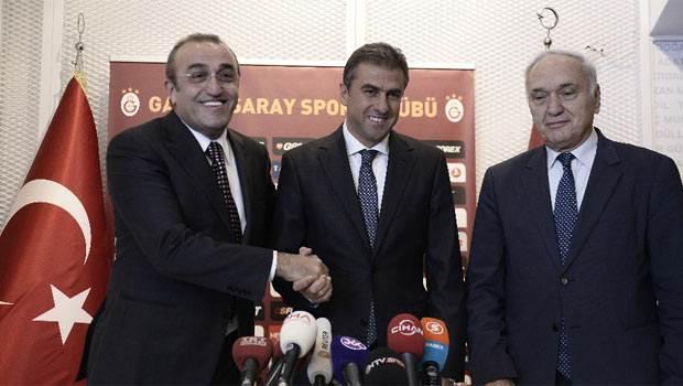 Galatasaray'da Yeni Dönem.