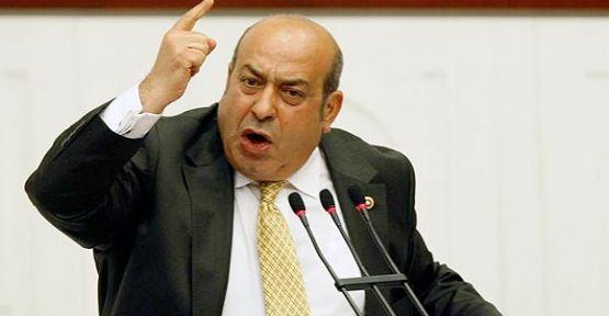 HDP'li Kaplan'ın bütçe görüşmelerine damga vurdu!
