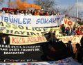 Tribünler sokaktaydı: Faşşo Lige hayır!