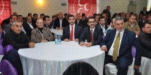MHP Sarıyer ilçe kongresi gerçekleştirildi…