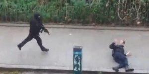 'Kaldırımda öldürülen polis Müslümandı'