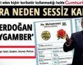 """""""Tayyip Erdoğan 2. Peygamber"""""""