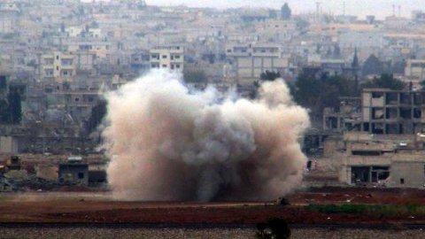 Kobani IŞİD'den tamamen temizlendi