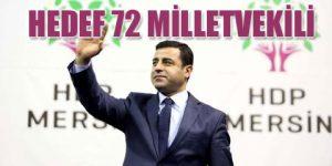 İşte HDP'nin seçim planı