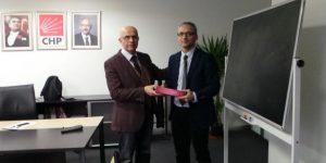 Atatürk, CHP ve Eğitim'in 3. baskısı yapıldı