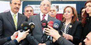 Karayalçın'dan Yaşar Kemal'e ziyaret