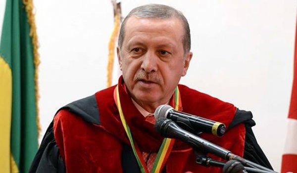 Erdoğan'dan Somali saldırısına tepki