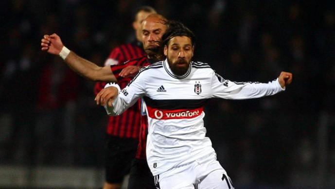 Beşiktaş Şampiyonluk Yolunda Takibe Devam Dedi. 2-0