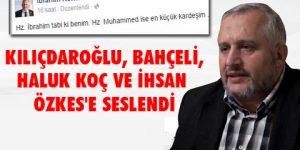 Peygamberle dalga geçen AKP'li konuştu