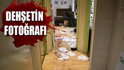 Bu odadan sağ çıktı, saldırıyı anlattı