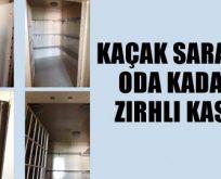 Ak Saray'a Oda Büyüklüğünde Kasa!