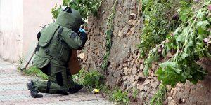 Maltepe'de bomba alarmı!