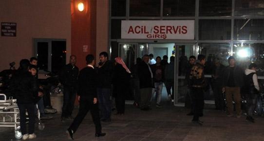 Cizre'de olay 1 çocuk öldü!