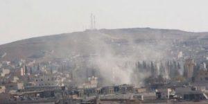Kobani IŞİD'den kurtarılıyor