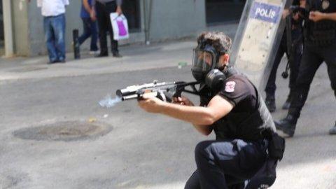 Emniyet Gezi'de öldürücü silah kullanmış