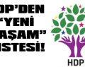 HDP aday listesine Gezi ve Uludere damgası