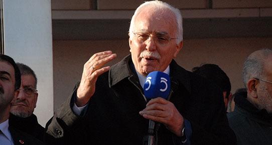 Kamalak: Erbakan kabul etse AKP kurulmayacaktı