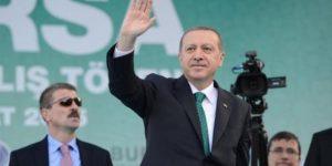 AKP Eş Başkanı: 400 milletvekili lazım
