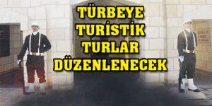 Süleyman Şah'a AVM tipi türbe