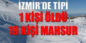 İzmir'de kriz masası oluşturuldu