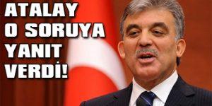 AKP Gül'ün adaylığı için ne dedi?