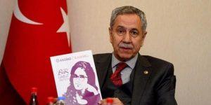 Arınç: Kadın cinayetlerinde sorumlu devlet