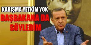 Erdoğan'dan Fidan'ın adaylığına ilk yorum