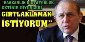 AKP'li Kuzu kurtlara özendi!