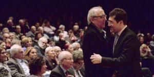 Ataol Behramoğlu 50. sanat yılını kutladı