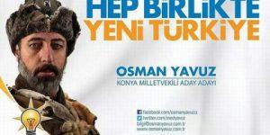 AKP'nin Osmanlı hayranı adayı