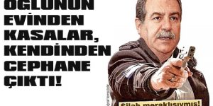 Muammer Güler'in 17 silahı var