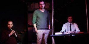 Olağan Masallar Tiyatrosu'ndan Aykut Göker, Can Yaman ve Şahin Sancak İle Mavi'yi Konuştuk