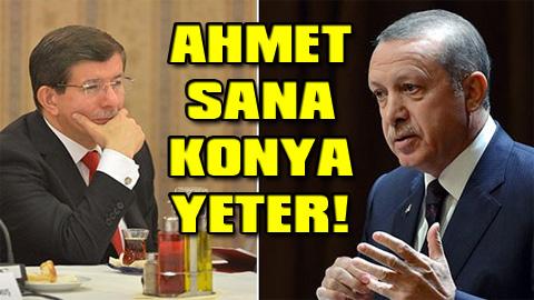 Erdoğan'la Davutoğlu arasında liste krizi